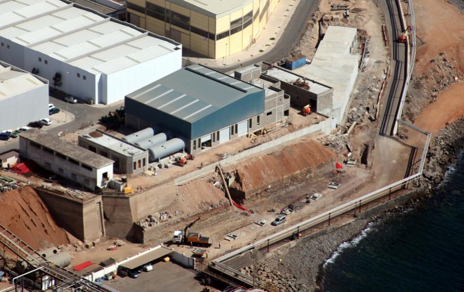 Desalination plant 8937