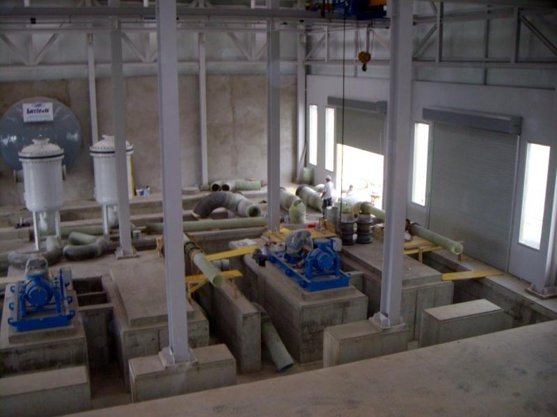 Desalination plant 8939