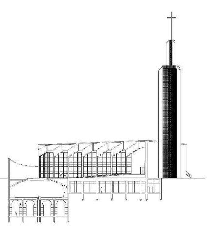 """""""Santa María la Blanca"""" church building 20292"""