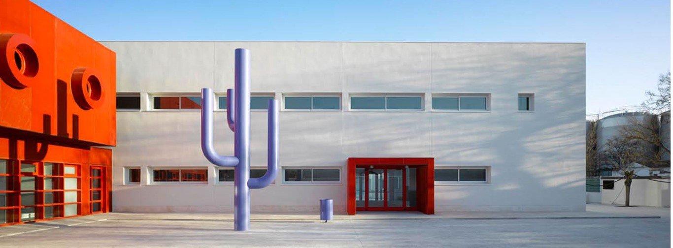 """Enlargement of """"Las Lomas"""" school 20328"""