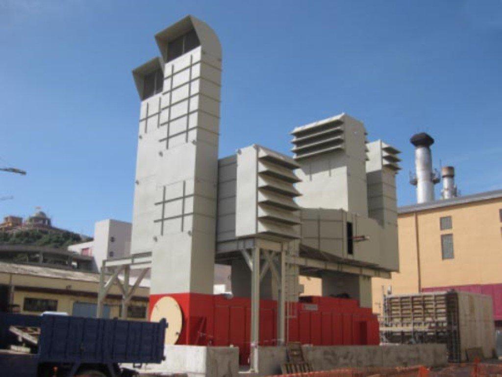 """""""CEUTA13"""" gas turbine building 20332"""