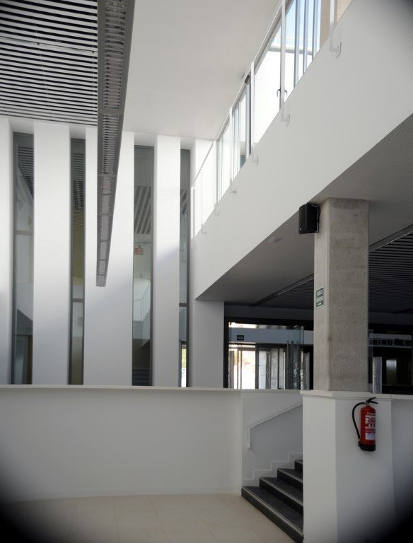Phase II of Rivas City Central Library 20420