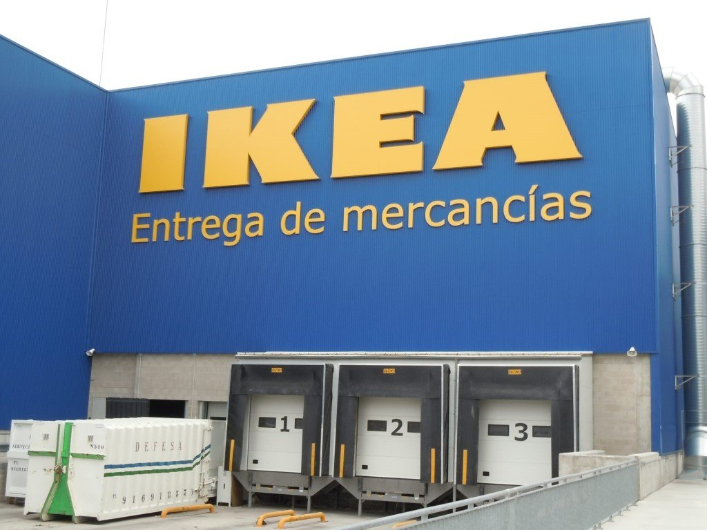 Warehouse and office block for IKEA 20492