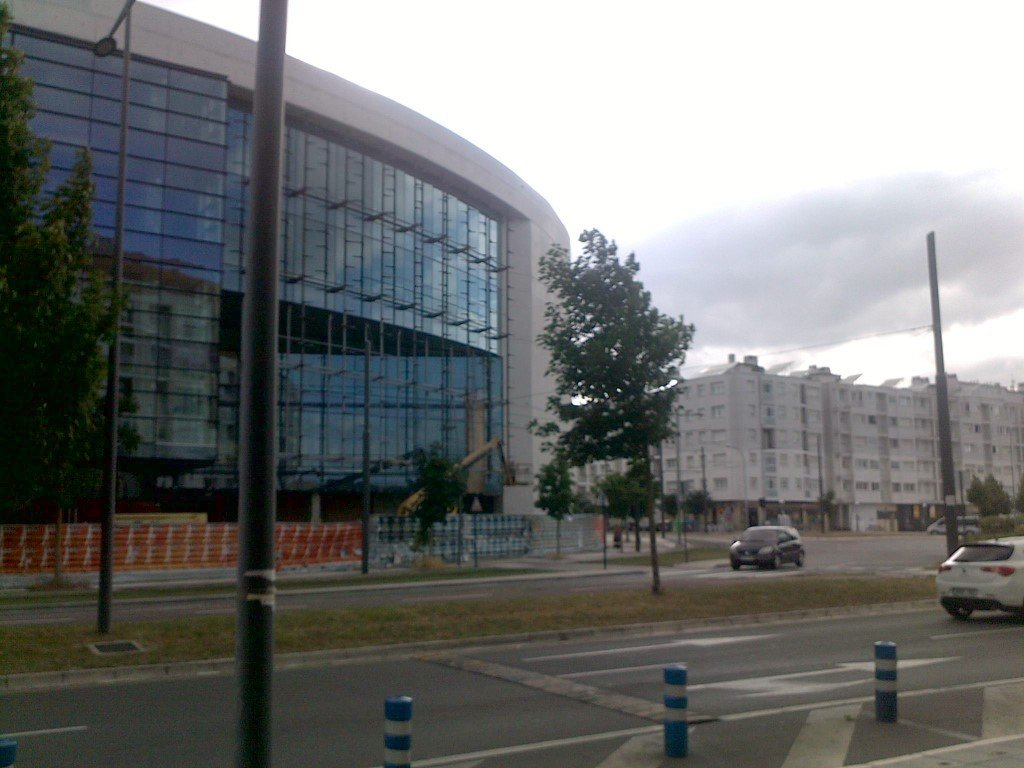 Social Security building in Vitoria 20652