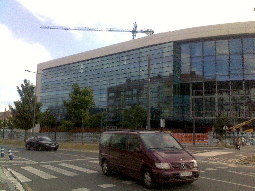 Social Security building in Vitoria 20654