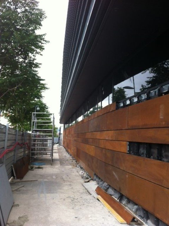 Social Security building in Vitoria 20656