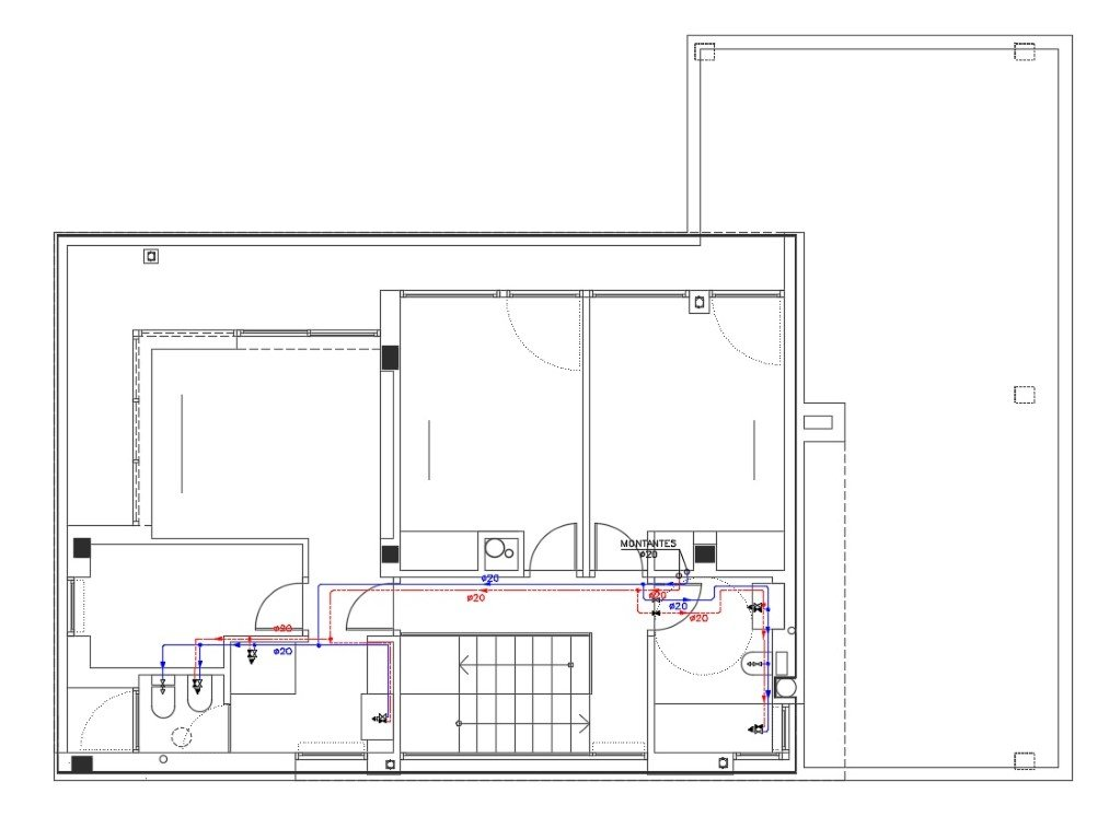 Single family home in Tui 20672