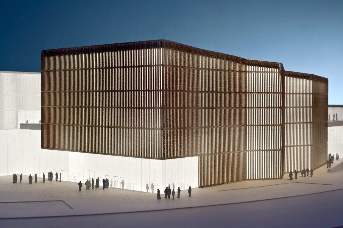 Philharmonic hall at the International Centre of Vitoria 20690