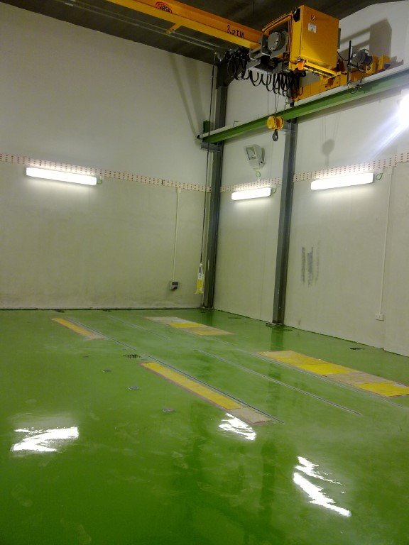 Remodeling of the electrical substation ST Argüelles 20956