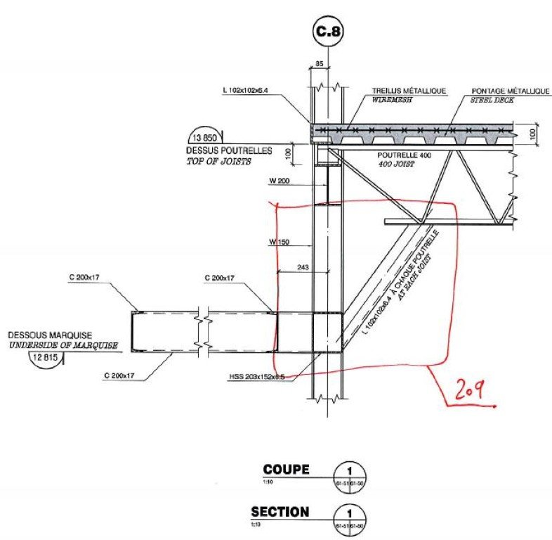Project Review for four technical buildings at the A30 Highway in Montreal 20990