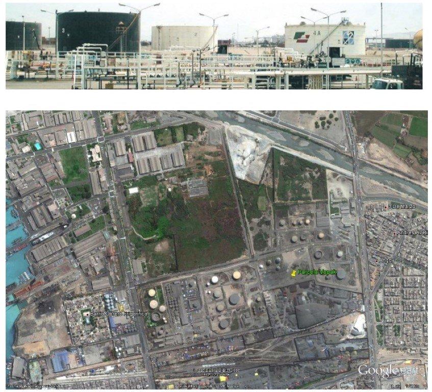 """Vopak"" industrial plant enlargement 21054"