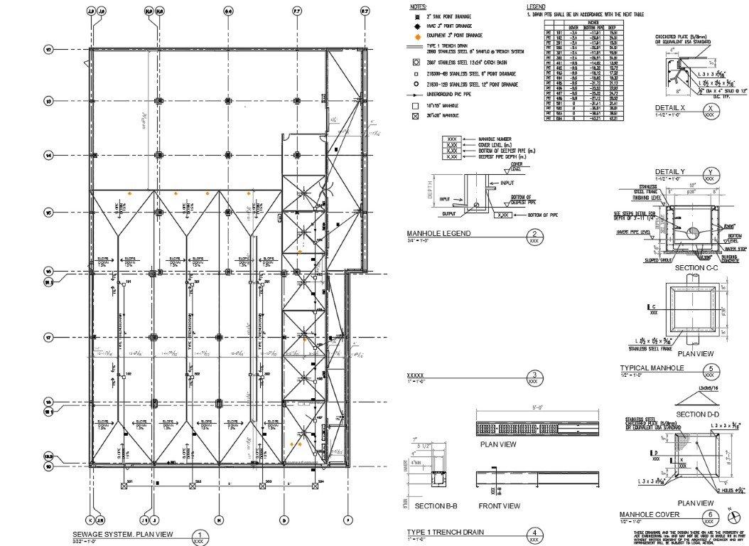 Campofrio industrial building 21382