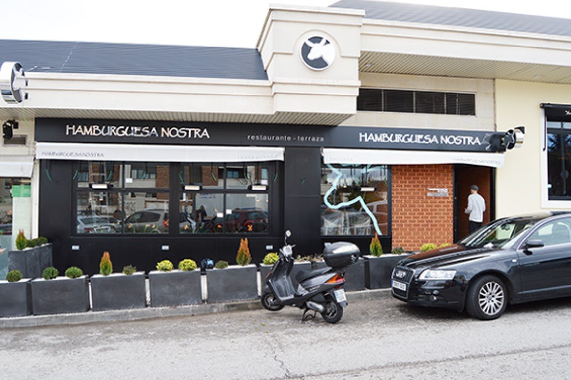 Hamburguesa Nostra Restaurant in Majadahonda 21496