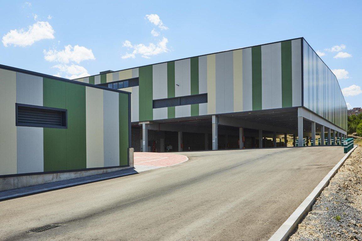 """Storage complex """"Naves de la Villa de Vicálvaro"""" 21518"""