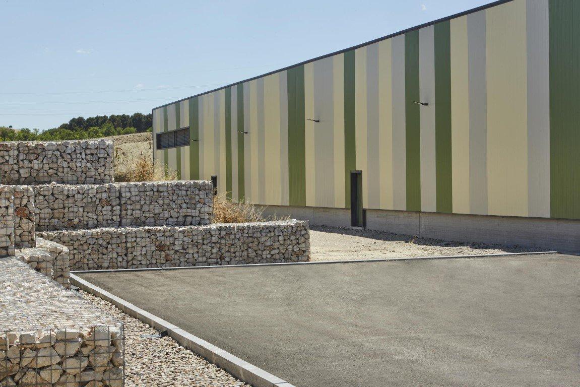 """Storage complex """"Naves de la Villa de Vicálvaro"""" 21524"""